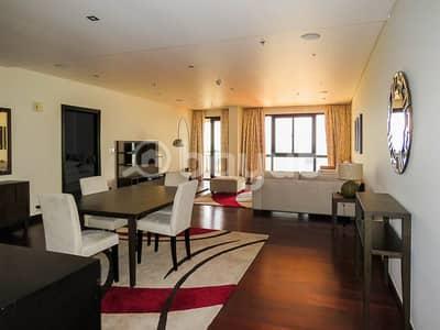 فلیٹ 1 غرفة نوم للايجار في نخلة جميرا، دبي - شقة في مساكن أنانتارا نخلة جميرا 1 غرف 110000 درهم - 4539555