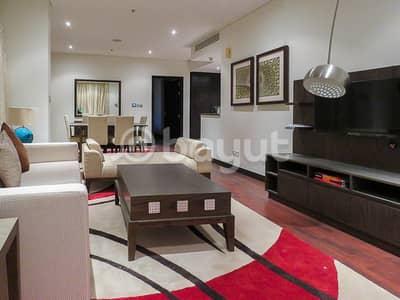 فلیٹ 2 غرفة نوم للايجار في نخلة جميرا، دبي - شقة في مساكن أنانتارا نخلة جميرا 2 غرف 130000 درهم - 4540243