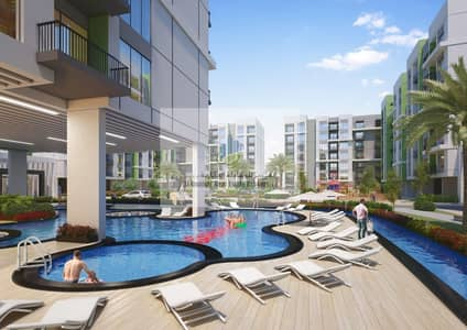 1 Bedroom Flat for Sale in International City, Dubai - apartment with great price only 1 % by month
