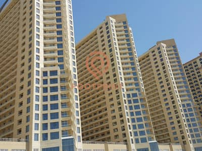 Studio for Rent in Dubai Production City (IMPZ), Dubai - Lake Side Tower B - Studio - 4 Payments IMPZ