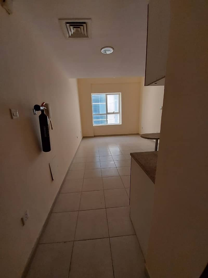 One bedroom apartment with open kitchen in garden city for rent at 15000 yearly