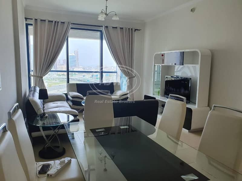 1 Bedroom | Panoramic Views | fully furnished
