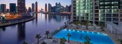 1 2BR with Breathtaking Views | Magnificent Waterfront Ambience
