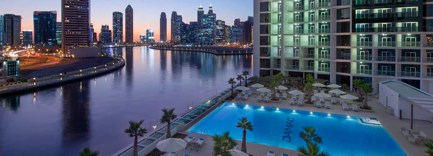 2BR with Breathtaking Views | Magnificent Waterfront Ambience