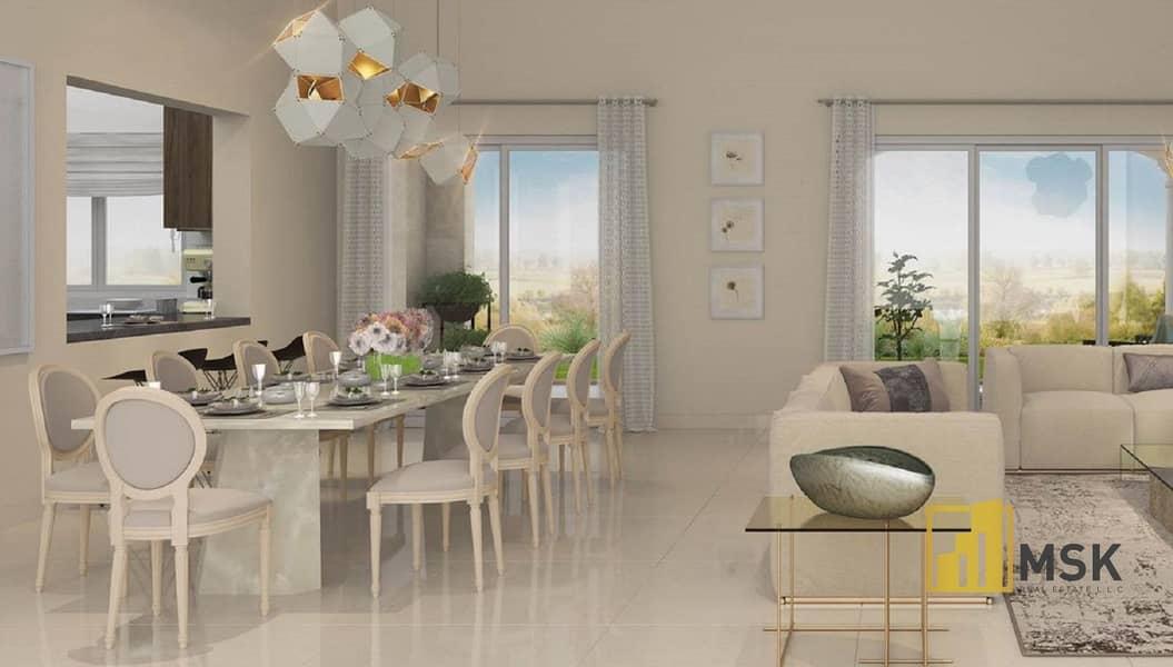Standalone Villas Type F   2 Beds + Maid   Villanova- Amaranta