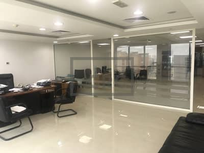 Office for Rent in Dubai Silicon Oasis, Dubai - Dubai Silicon Oaises|Fitted |2 Parking