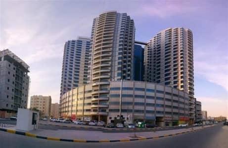 شقة في برج صقر الراشدية الراشدية 1 غرف 20000 درهم - 4002924