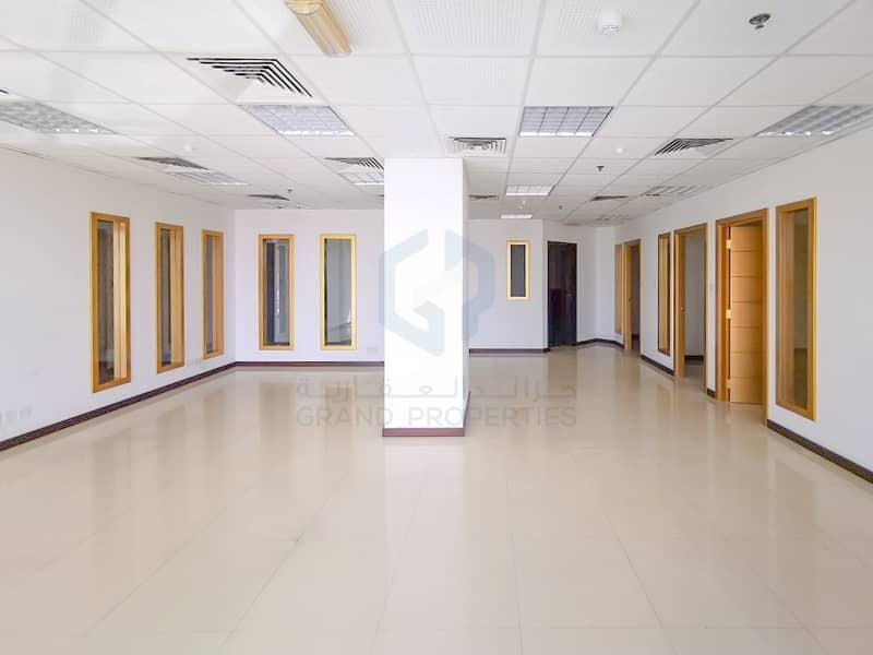2 2 Months Free - Spacious Office in Prime location
