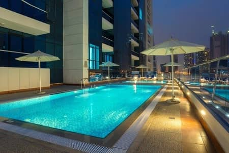 1 Bedroom Apartment for Rent in Business Bay, Dubai - NO COMMISSION! // 1 MONTH FREE For 1BR Apt For Rent in BUSINESS BAY!