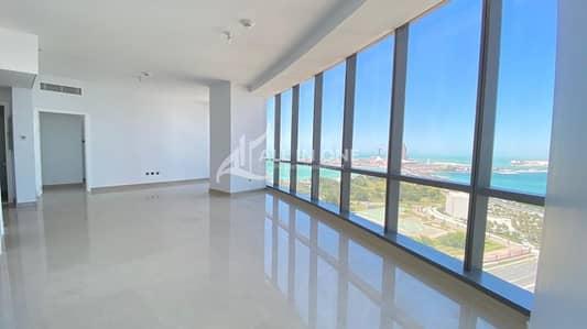 2 Bedroom Flat for Rent in Corniche Area, Abu Dhabi - Higher Quality Living! 2BR I Basement Parking I Kitchen Appliances!