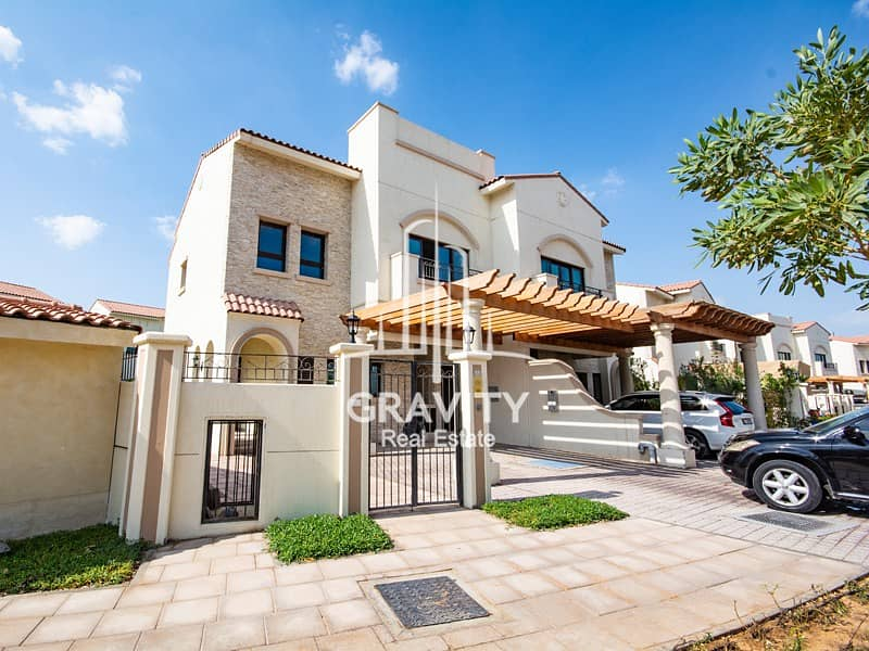 Your perfect home 3BR Villa in a Peaceful Community