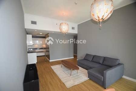 1 Bedroom Apartment for Rent in Dubai Marina, Dubai - Full Marina View - Multiple Cheques