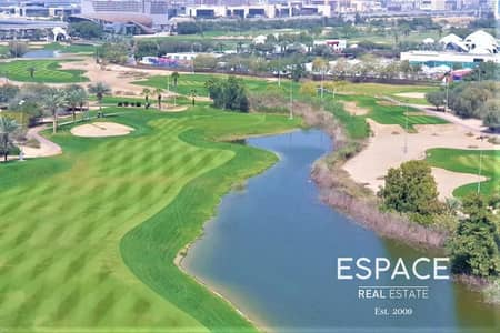 5 Bedroom Penthouse for Sale in The Hills, Dubai - Luxury Penthouse| Golf Course and Skyline View