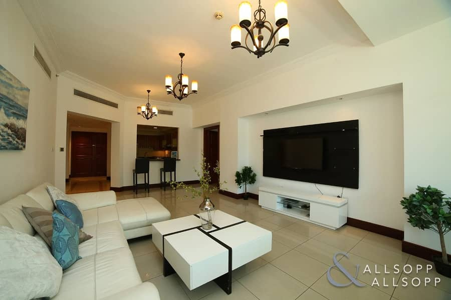 2 2 Bed + Maids | Double Balcony | Vacant