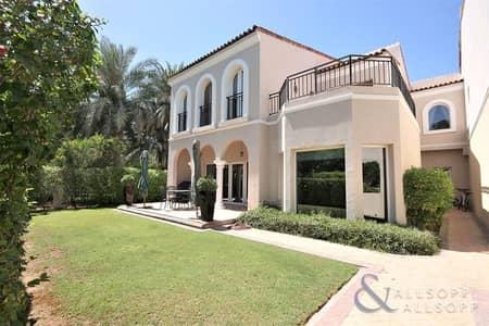 تاون هاوس 4 غرف نوم للايجار في موتور سيتي، دبي - Immaculate Condition | 4 Bed | Corner Plot