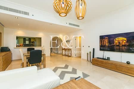 2 Bedroom Flat for Sale in Palm Jumeirah, Dubai - Upgraded | Mid Floor | Beach Access | F Type | PJ