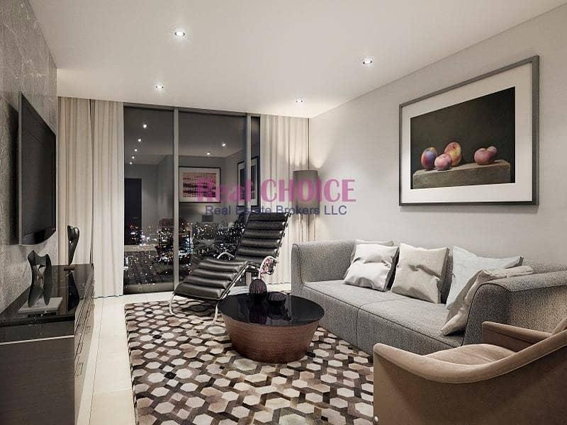 2 Good Investment Furnished Studio Hotel Apartment