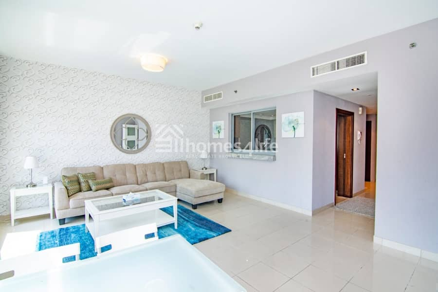 2 Fully Furnished | Chiller Free | Marina View