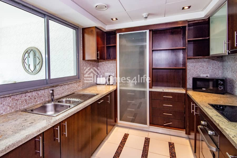 30 Fully Furnished | Chiller Free | Marina View