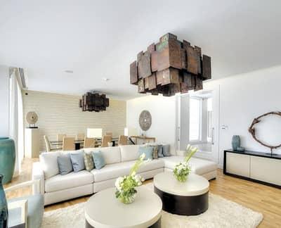 3 Bedroom Flat for Sale in Al Barari, Dubai - 03B/R Best unit luxury corner private lift ...