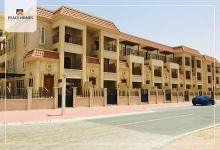فیلا 3 غرف نوم للبيع في قرية جميرا الدائرية، دبي - فیلا في مساكن أستوريا قرية جميرا الدائرية 3 غرف 1650000 درهم - 4606669