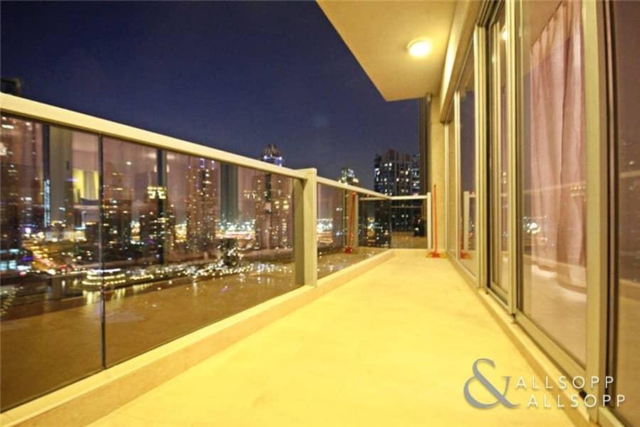 10 Mid Floor   Full Marina Views   3 Beds