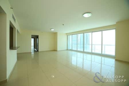 فلیٹ 2 غرفة نوم للبيع في أبراج بحيرات الجميرا، دبي - 2 Bed | High Floor | Vacant | 2000 Sq Ft