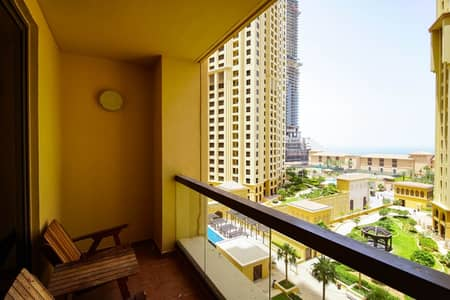 1 Bedroom Flat for Rent in Jumeirah Beach Residence (JBR), Dubai - Large 1