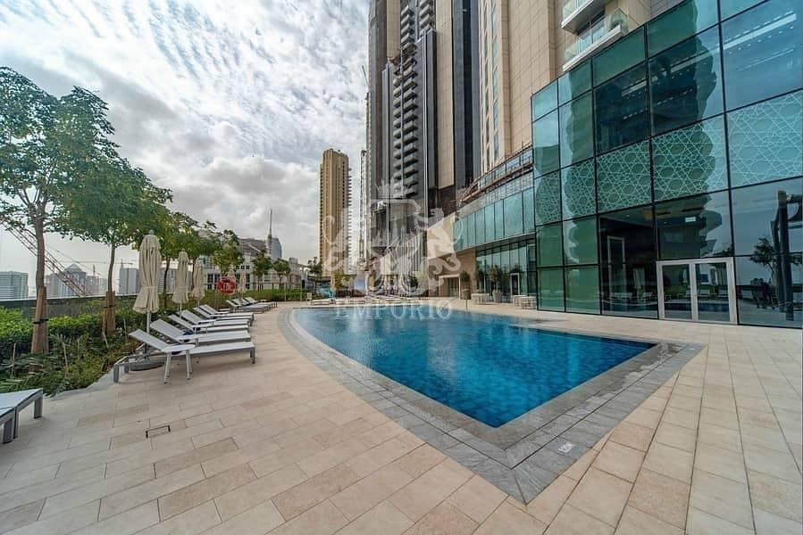 Direct Access To Dubai Mall & Stunning Views Of Burj Khalifa