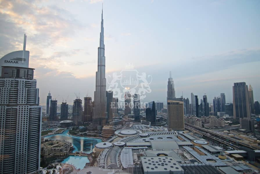 15 The Best View Of Burj Khalifa & Dubai Fountains