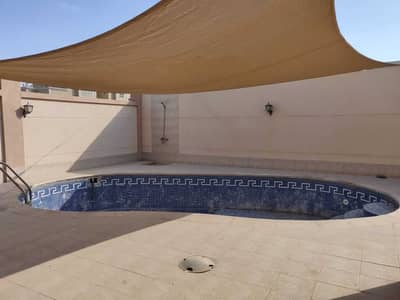Impressive 4 Master Bedroom villa with private pool garden at MBZ