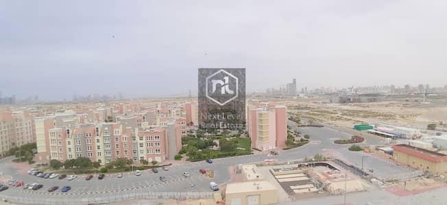 استوديو  للايجار في الفرجان، دبي - CHILLER FREE | FULLY FURNISHED | STUDIO WITH BALCONY AND PARKING | CANDACE ACACIA | AL FURJAN