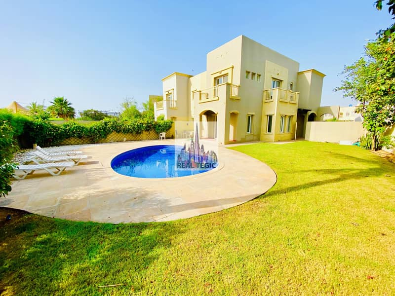 2 Private Pool + Lake-view | 3BR+Study+Maid-room | Type 2E