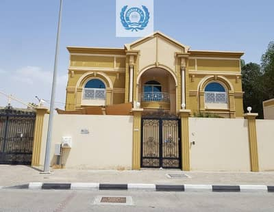 5 Bedroom Villa for Rent in Al Falaj, Sharjah - Natural Light + Spacious Stand Alone 5Bedrooms Villa with Parking space