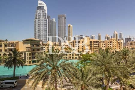 1 Bedroom Villa for Rent in Downtown Dubai, Dubai - Villa   4 Cheques   Huge Layout   Well Maintained
