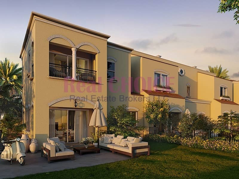 2 SEMI -DETACHED 3BR+Maid| GET 4% DLD WAIVER| 5 YEARS PAYMENT PLAN