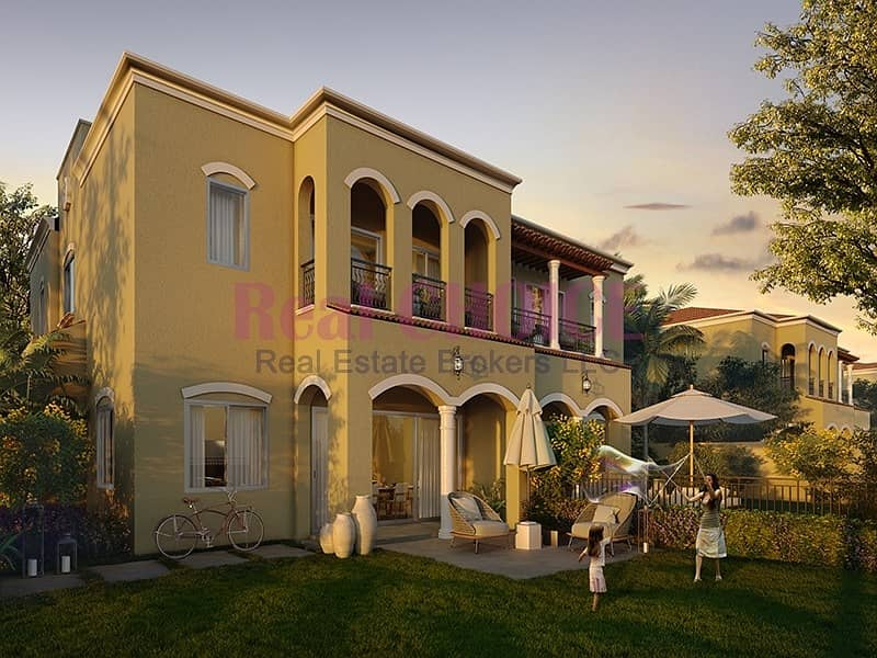 10 SEMI -DETACHED 3BR+Maid| GET 4% DLD WAIVER| 5 YEARS PAYMENT PLAN