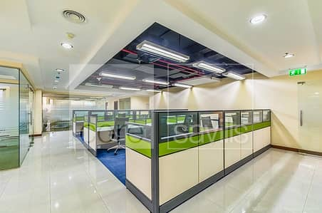 Fitted and furnished office for rent in BB2