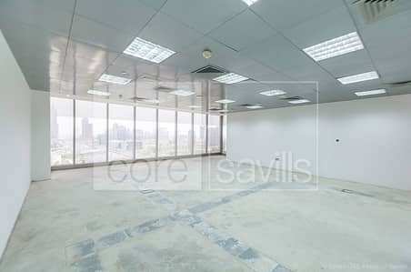 Half-floor fitted office | Arenco Tower
