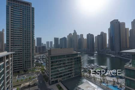 3 Bedroom Flat for Rent in Dubai Marina, Dubai - Stunning Marina Views - Vacant - Upgraded