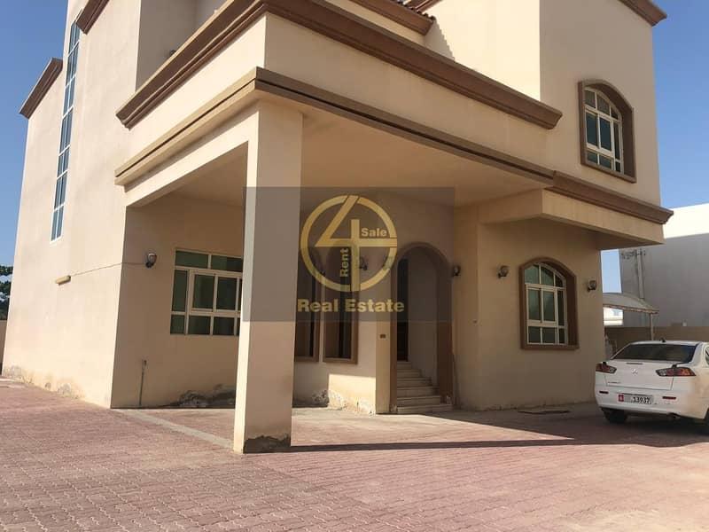 2 Luxury 4BR Villa Maid's + Garden in Khalifa A