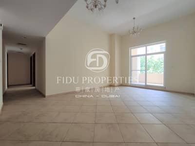 فلیٹ 2 غرفة نوم للايجار في موتور سيتي، دبي - Perfect condition | Mid Floor | Greenary