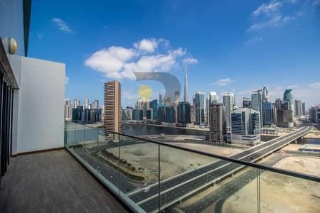 فلیٹ 1 غرفة نوم للايجار في الخليج التجاري، دبي - Brand New | Spacious 1 Bedroom | Burj & Canal Views