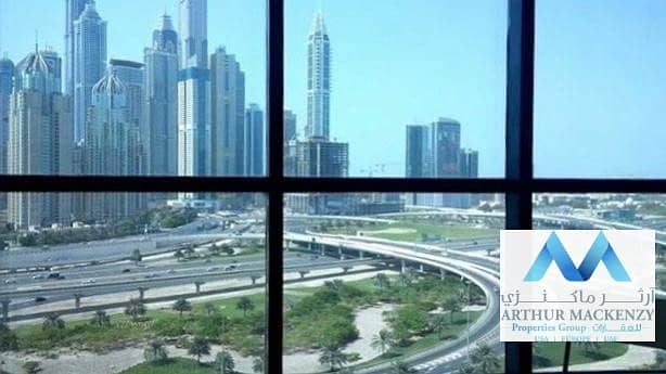 Fully Furnished 1BHK|Marina View