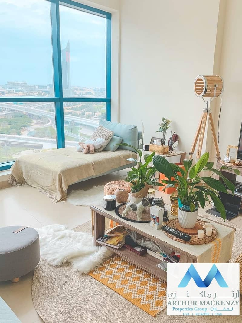 7 Fully Furnished 1BHK|Marina View