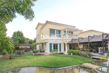 3 Bedroom Villa for Sale in Jumeirah Village Triangle (JVT), Dubai - 3 Bed VOT | Extended Kitchen | Large Plot