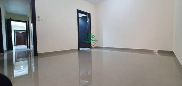 3 Bedroom Flat for Rent in Airport Street, Abu Dhabi - Spacious 3 bedroom apartment + hall  used for staff accommodation & Family