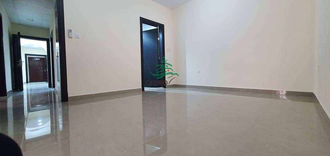 Spacious 3 bedroom apartment + hall  used for staff accommodation & Family