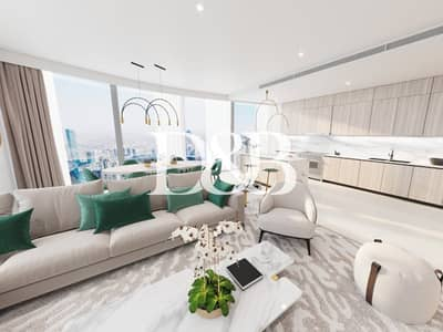 4 Bedroom Apartment for Sale in Downtown Dubai, Dubai - Pay 50% Within 3Yrs Post Handover   No DLD Fees