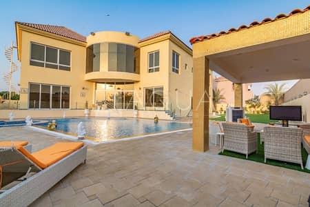 6 Bedroom Villa for Sale in The Villa, Dubai - Furnished Villa 6BR | Majlis | Pool Garden